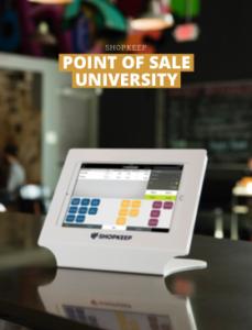 Point of sale university